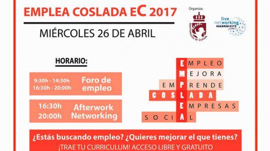 Foro Emplea Coslada 2017